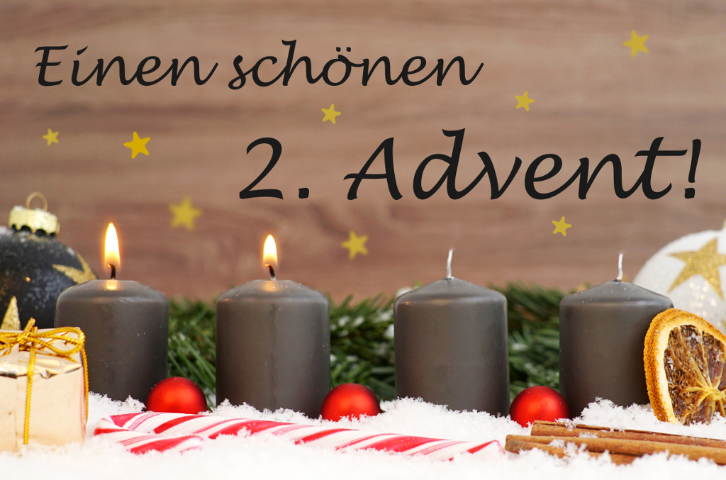2 advent lizenzfreie fotos bilder kostenlos. Black Bedroom Furniture Sets. Home Design Ideas