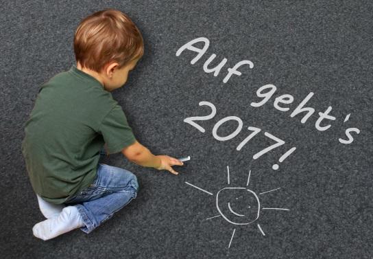 2017 – Auf geht`s Neujahr
