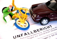 Autounfall Personenschaden