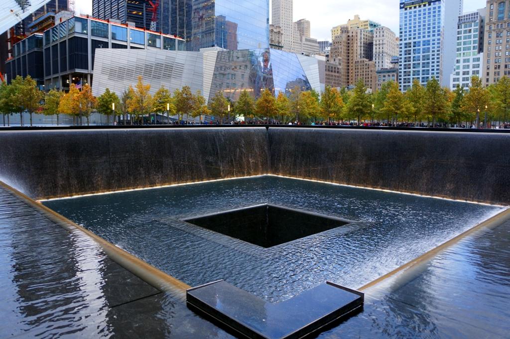 9-11 Memorial Ground Zero New York