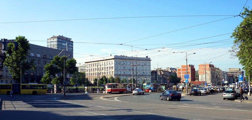 Belgrad Bahnhof
