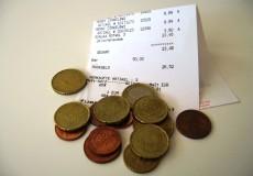 Rechnung Einkauf