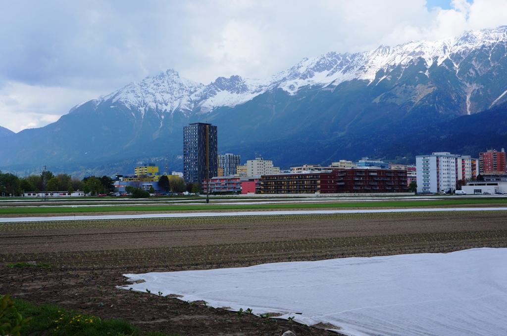 Felder bei Innsbruck – Neu-Rum