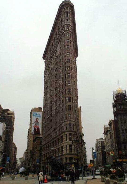 Flat Iron New York