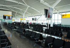 Gate Flughafen