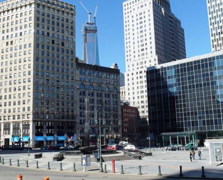 Foley Square New York