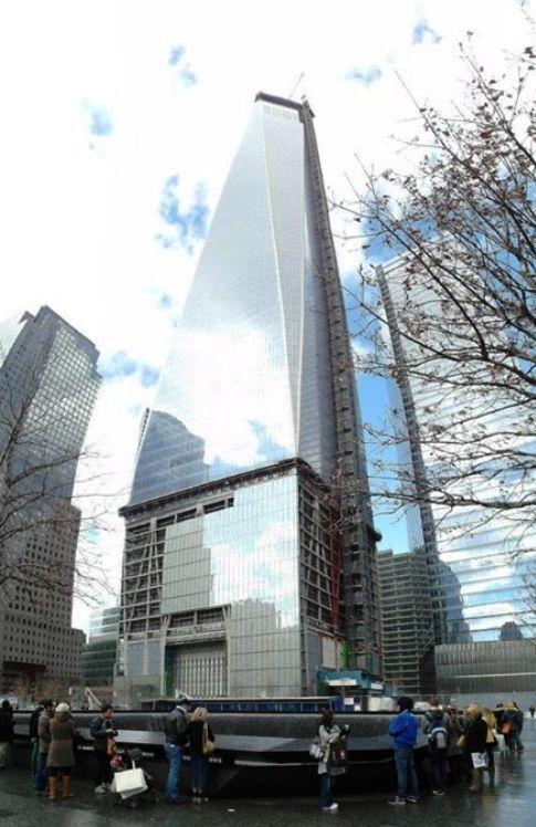Freedom Tower New York 2