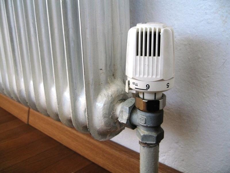 Heizkosten Thermostat