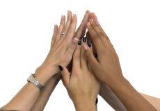 High five – Wir halten zusammen