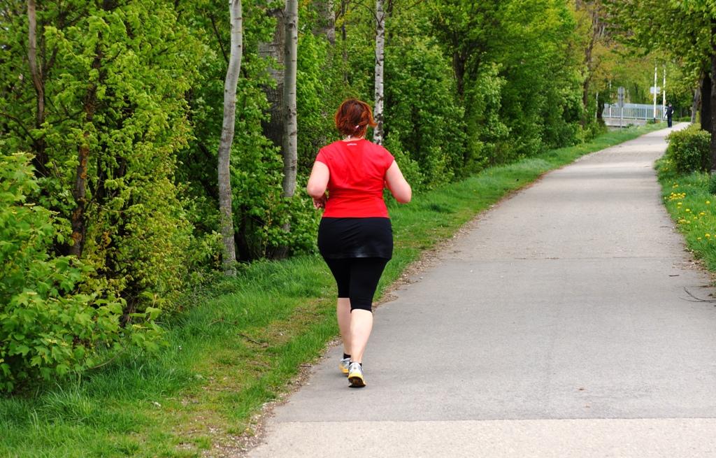 Joggerin-Abnehmen-Gesundheit