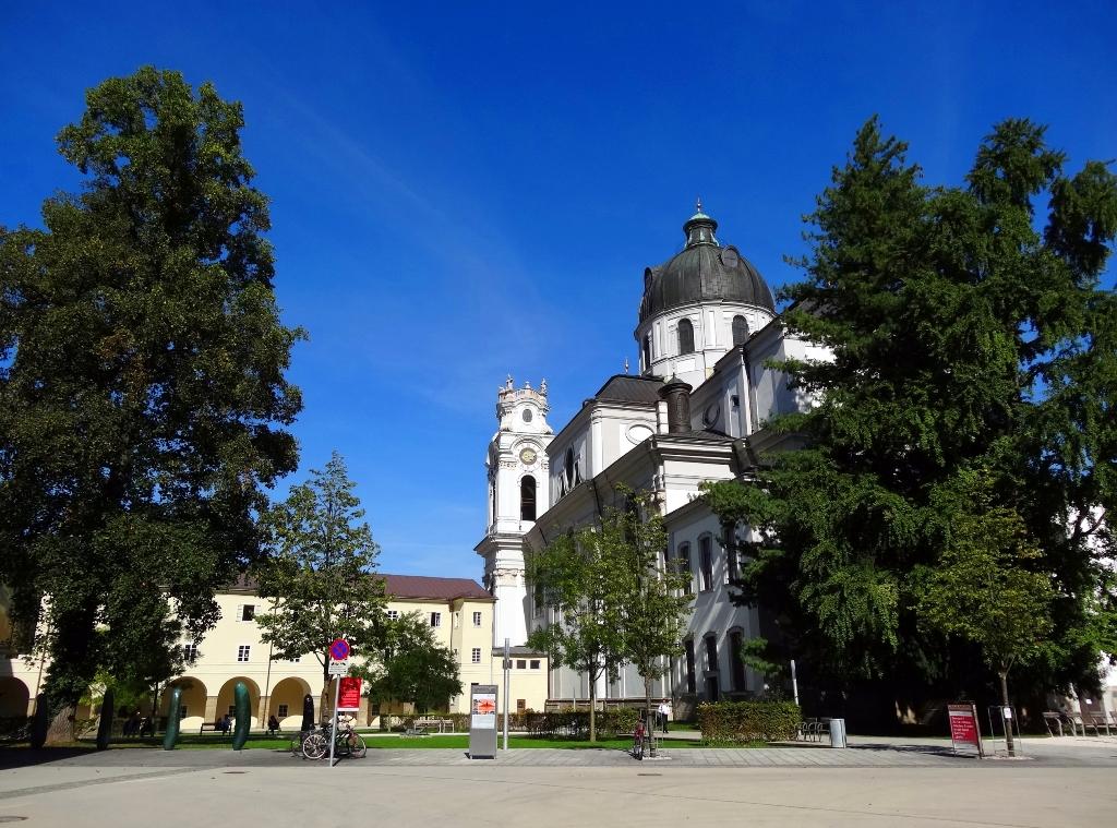 Salzburg Kollegienkirche