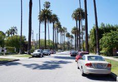 Los Angeles Paradies pur