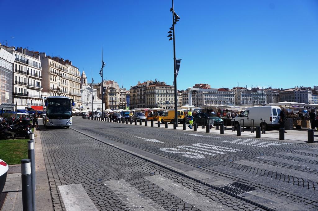 Alter Hafen Marseille