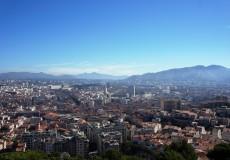 Marseille Aussicht