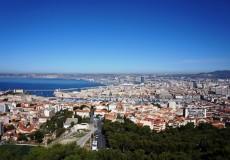 Aussicht Marseille
