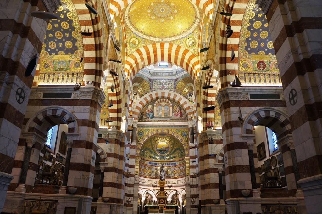 Marseille Basilique Notre Dame de la Garde 1