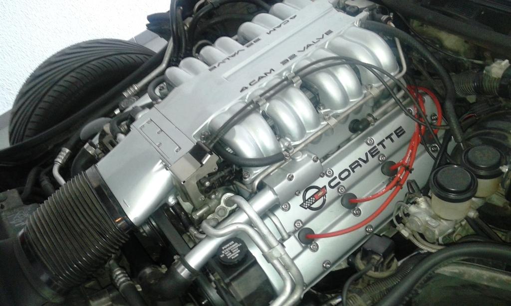 Corvette Motor – Sportwagen