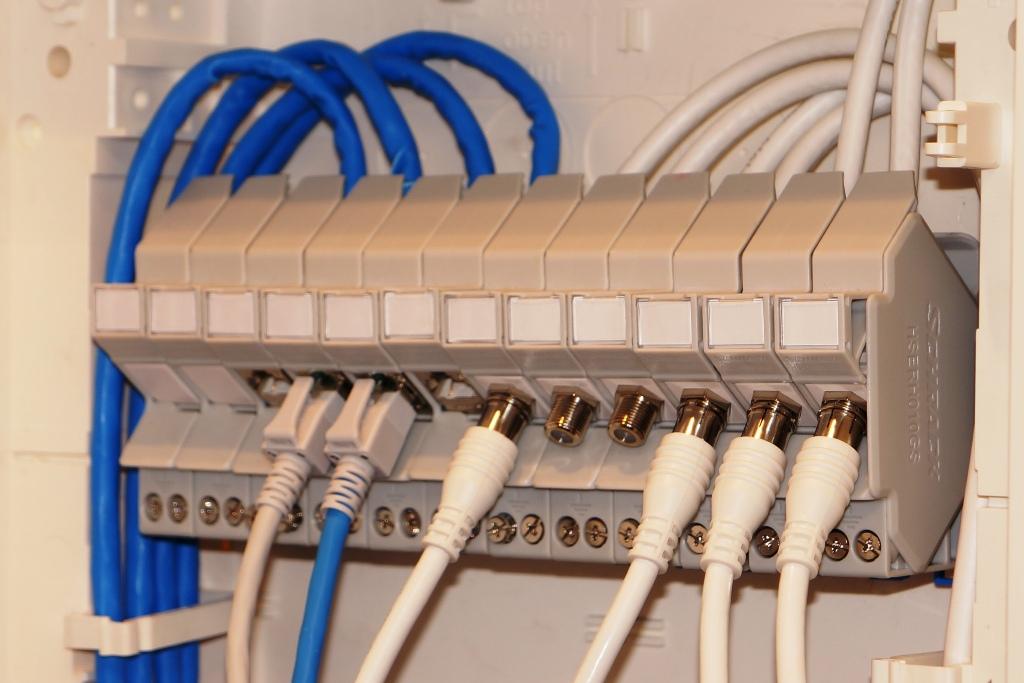 Netzwerkverkabelung 1