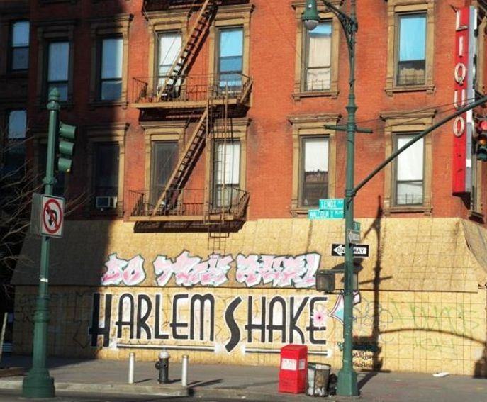 New York Harlem Shake