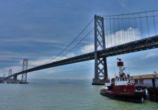 Oakland Bay Brücke