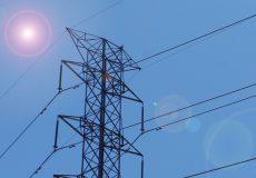 Strommast Elektrizität