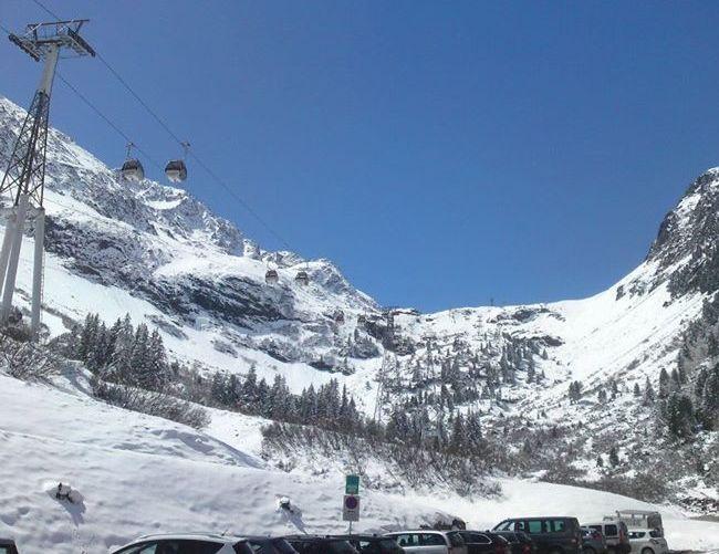 Stubaier Gletscher Winterurlaub