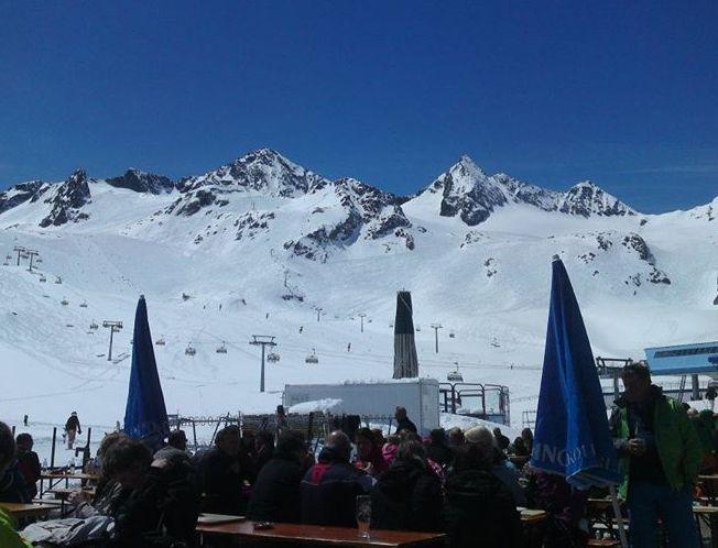 Stubaier Gletscher Restaurant