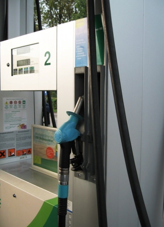 Tankstelle / Zapfsäule