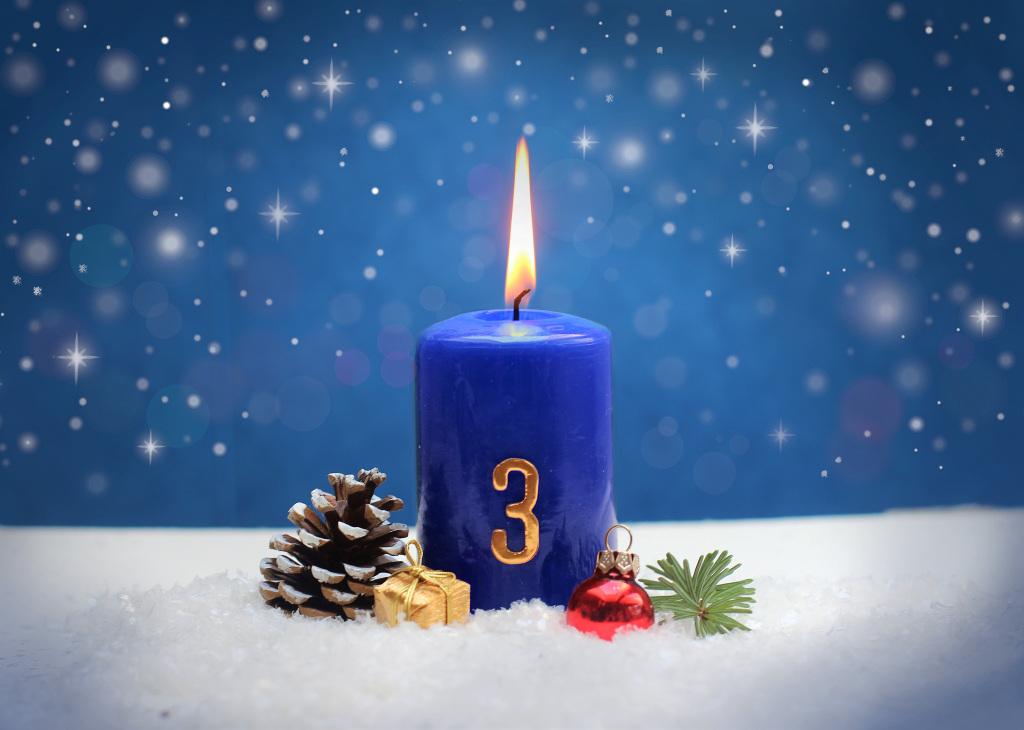 Advent / Schönen Dritten 3. Advent