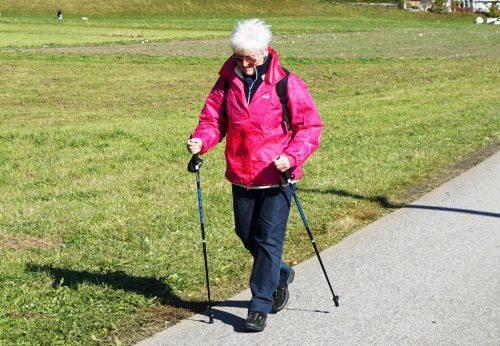 Senioren Walking