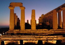 Agrigento Sizilien