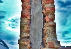 Altes Gemäuer – Ziegelmauer