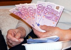 Altersvorsorge Pension Rente