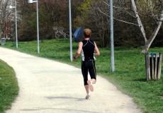 Ausdauertraining Joggen Jogging Triathlon