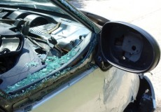 Autoeinbruch Diebstahl