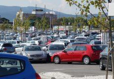Autoparkplatz 1