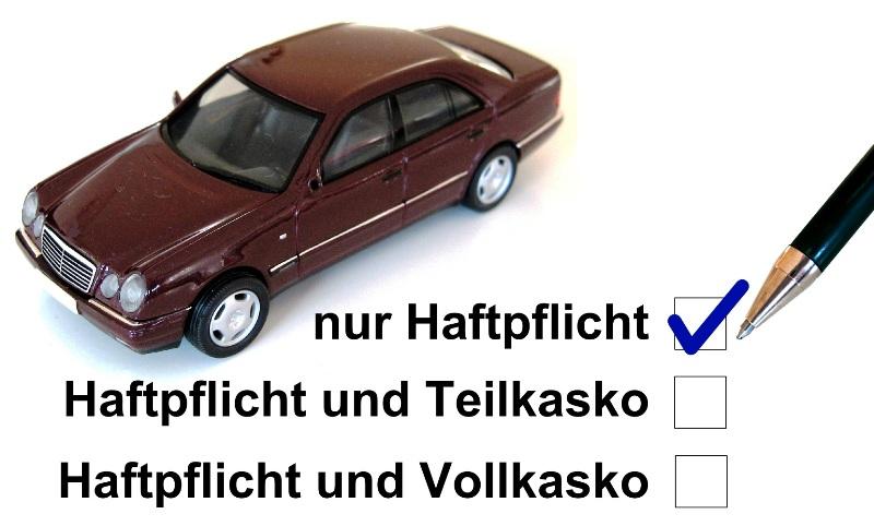 Autoversicherung Haftpflicht