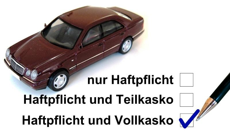 Autoversicherung Vollkasko