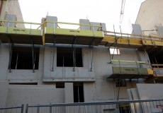 Baustelle Hausbau 1