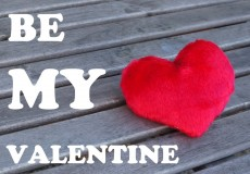Be my Valentine – Valentinstag