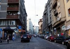 Belgrad Straßen