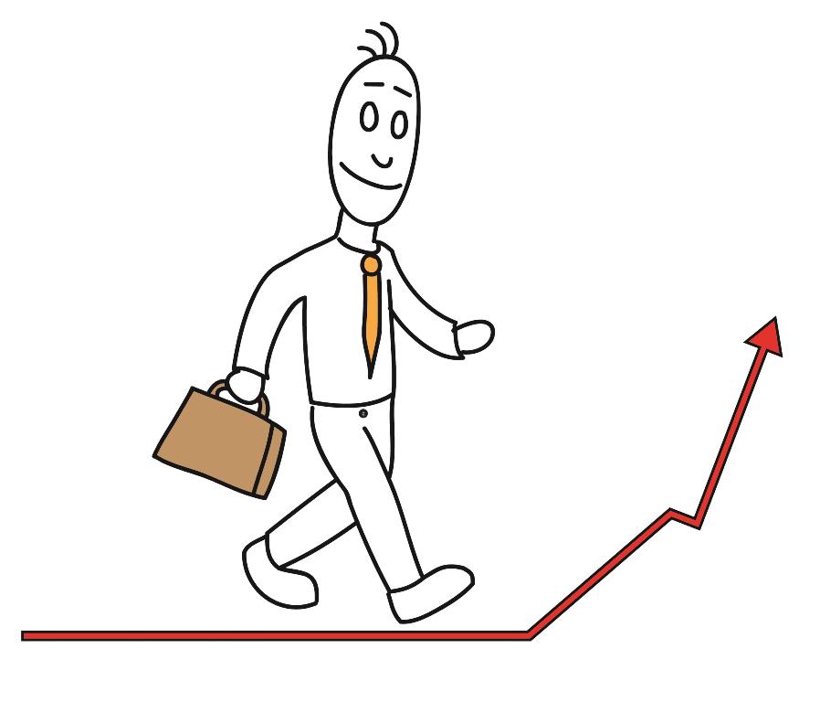 Aufstieg / Beruflicher Erfolg