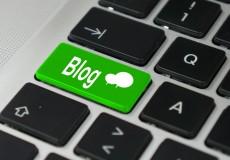 Blog grün