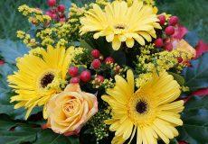 Blumenstrauß Geburtstag