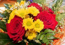 Blumen / Klassischer Blumenstrauß