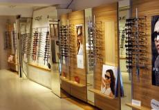 Brillengeschäft Optiker