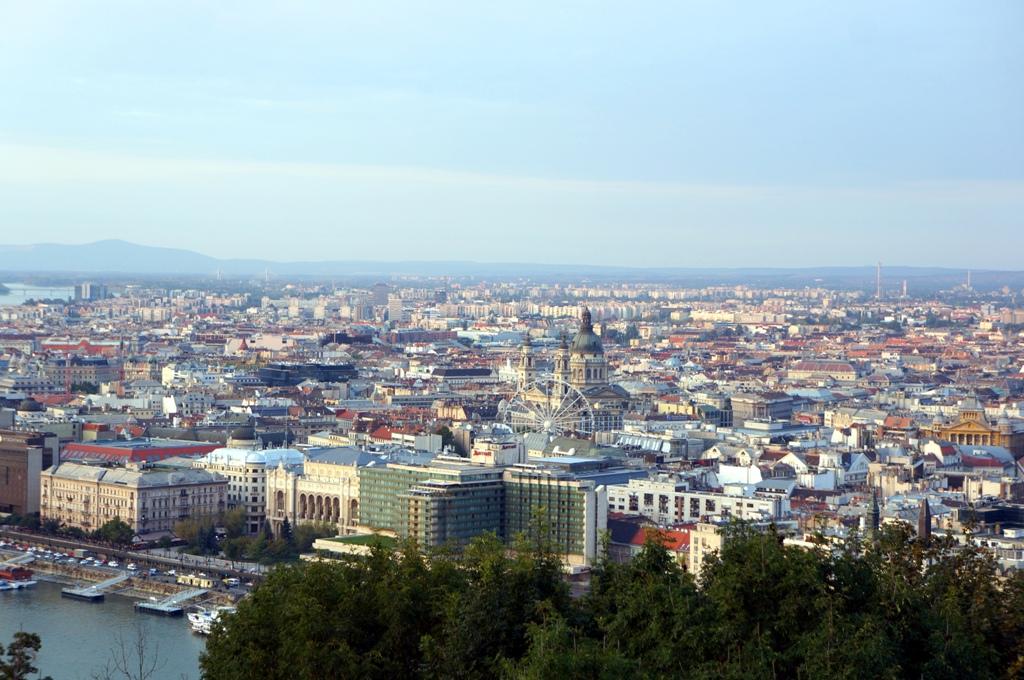 Ausblick Budapest