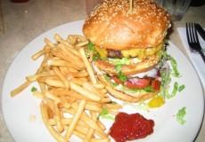 Burger Hamburger Cheeseburger