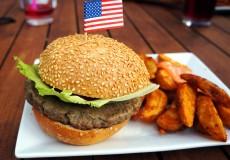 Hamburger Wedges