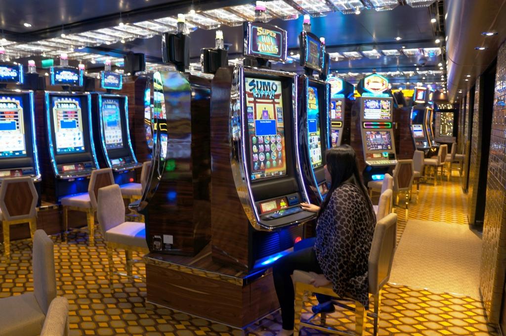 Casino Automat Kaufen